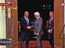 Глава МИД России Сергей Лавров и министр иностранных дел Германии Франк-Вальтер Штайнмайер