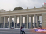 Фасад главного входа Парка Горького