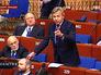 Глава думского комитета по международным делам Александр Пушков выстуает на заседании ПАСЕ в Страсбурге
