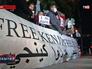 Акция протеста в Иордании