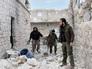Гражданская война в Сирии