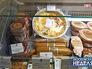 Мясной отдел в сумермаркете