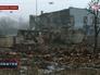 Последствия взрыва на Украине
