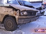 Разбитые машины после ДТП