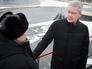 Сергей Собянин на Курьяновских очистных сооружениях