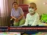 Шестилетний Шамиль Галлямутдинов из Уфы в больничной палате