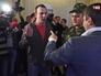 Драка депутатов Верховной рады Украины