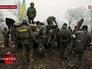 Военные в Донецке