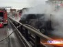 Пожар на Ярославском шоссе