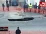 Провал грунта в Неаполе