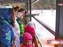 Посетители Крюковского лесопарка