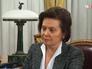 Глава Ханты-Мансийского автономного округа Наталья Комарова