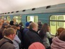 Сбой в работе метро