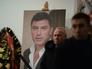 Церемония прощания с политиком Борисом Немцовым