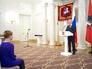Церемония вручения наград города Москвы