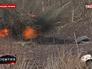 Уничтожение неразорвавшихся снарядов в Дебальцево