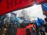 """Участники торжественного митинга по случаю празднования годовщины """"Крымской весны"""""""