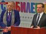 "Дмитрий Медведев на симпозиуме ""Научных технологий XXI века"""