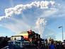 Извержение вулкана Кальбуко в Чили
