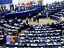 На заседании Европарламента развернули флаг Каталонии