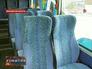 Пассажирские кресла в автобусе