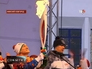 Олимпийский огонь прибыл в Нижний Новгород