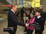 Владимир Путин встретился с солистами детского хора