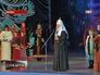 Патриарх Кирилл на новогодней елке