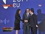 Церемония передачи Греции председательства в Евросоюзе