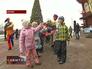 Всенародные гуляния в Коломенском парке