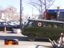 Военная машина скорой помощи