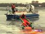 Спасатели МЧС проводят учения на воде