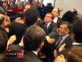 Драка в турецком парламенте