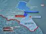 Дагестан на карте