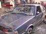 Разбитый автомобиль в Египте