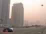 Густой смог в Китае