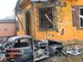 Дом где блокировали боевиков в Махачкале