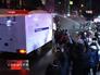 Разгон демонстрации полицией