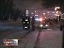 Полиция на месте пожара в Башкирии