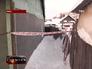 Место происшествия в Омске