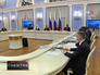 Заседание общественно-попечительского совета фонда восстановления Свято-Пантелеимонова монастыря