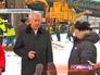 Сергей Собянин на месте происшествия