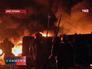 Протестующие жгут покрышки и взрывают петарды в Киеве