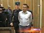 Ведут задержанного юриста Михаила Быстрова