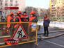 Коммунальщики проводят ремонт теплосети
