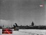 Блокадный Ленинград. Кадр из кинохроники