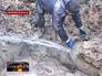 Авария на водопроводе в городе Сухой Лог