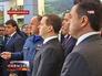 Дмитрий Медведев на всероссийском сборе МЧС в Красногорске