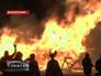 Огненное шоу в Шотландии