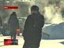 Морозная погода в Омске